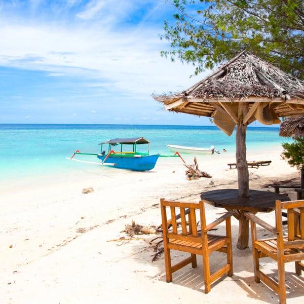 De Lombok aux îles Gili  890€     12 jours