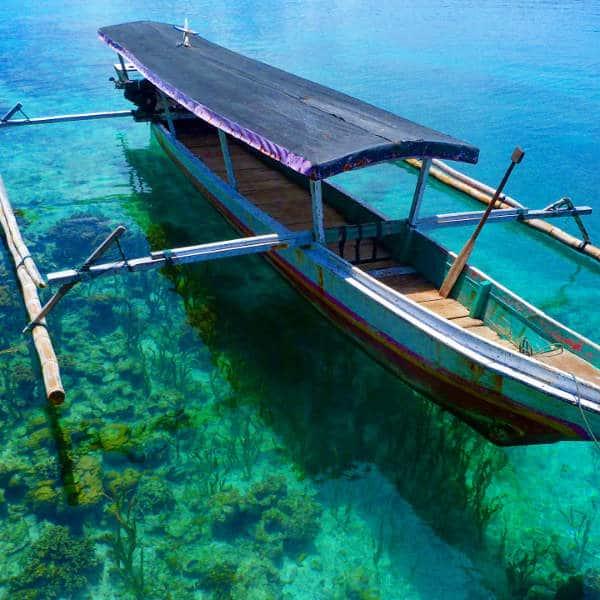 Voyage à Sulawesi, les îles Togian