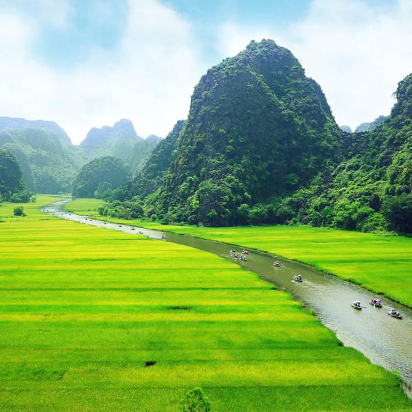 Vietnam authentique  1305€    17 jours