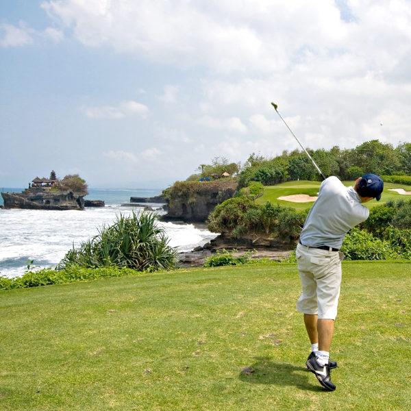 Le golf à Bali