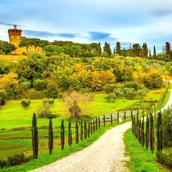 Autotour en Toscane – Voyage Italie